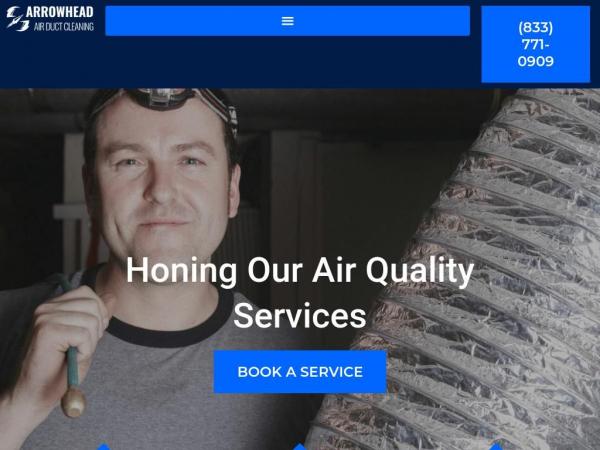 arrowheadairductcleaning.com