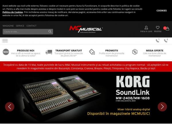 mcmusic.ro