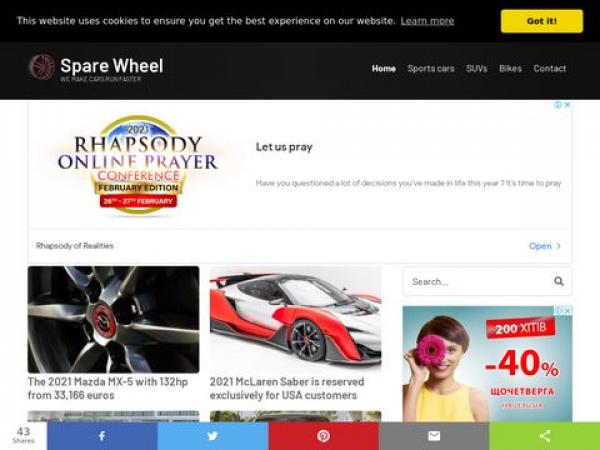 spare-wheel.com
